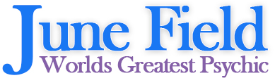 June Field | Genuine International Psychic Medium | Psychic to the Stars